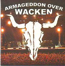 "Armageddon Over Wacken Live 2003 - ""Armageddon Over Waacken Live 2003 2 Cd Set"""