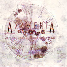 "Axamentia - ""Ever-Arch-I-Tech-Ture (Limited edition digipak version"""