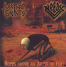 "Bastarad Saints/Nefas - ""Split Cd"""
