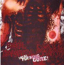 """Bestial Devastation/Demisor - """"Total Fucking Gore"""""""