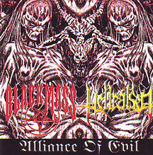 "Black Mass/Hellraised - ""Alliance of Evil"""