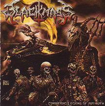 "Black Mass - ""Conquering Legions of Astaroth"""