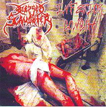 """Blessed Slaughter/Infirior Concha - """"Split Cd"""""""