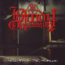 """Blood Obsession(cz) - """"News From the Morgue"""""""