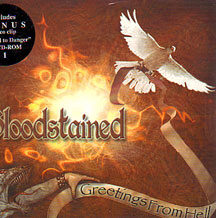 "Bloodstained - ""Greetings from Hell"""