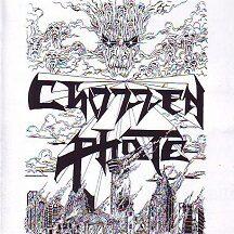 "Chozzen Phate - ""Self Titled  Cd+Dvd"""
