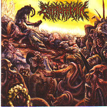 """Corprophemia - """"Arrived In Pieces"""""""
