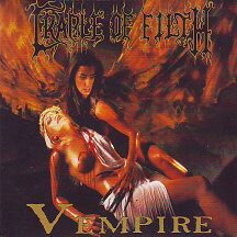 "Cradle of Filth - ""Vempire or Dark Faerytales(Digi Pak)"""