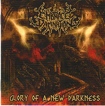 "Embrace Damnation - ""Glory of a New Darkness"""
