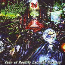 "Embryonic Devourment - ""Fear of Reality Exceeds Fantasy"""