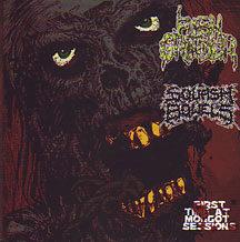 """Fleshgrinder/Squash Bowels - """"Split Cd"""""""