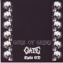 "Gods of Grind/Gate - ""Split Cd"""