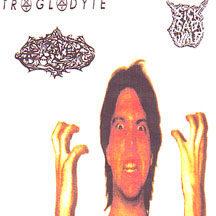 """Troglodyte / As A River / Sick Sad World - """"3 Way Split Cd"""""""