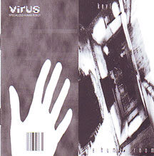 "Virus/Kevlar Skin - ""Split Cd"""