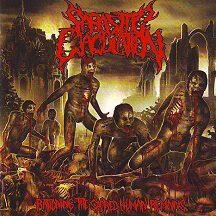 "Parasitic Ejaculation - ""Rationing The Sacred Human Remains"""