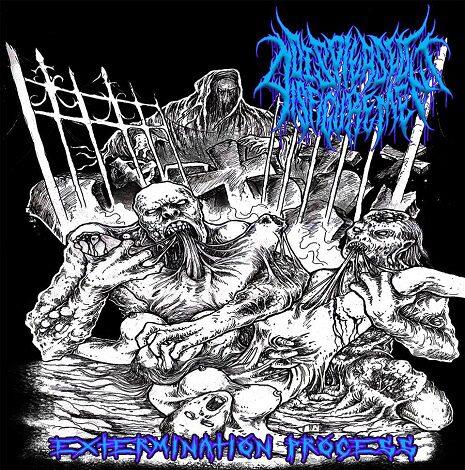 Displeased Disfigurement - Extermination Process